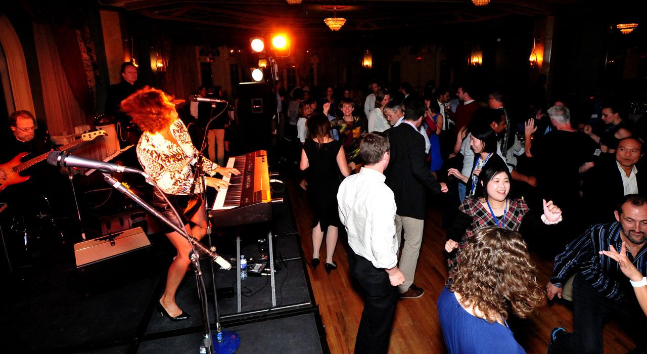 Suzie Q Classic Rock & Roll Dance Band